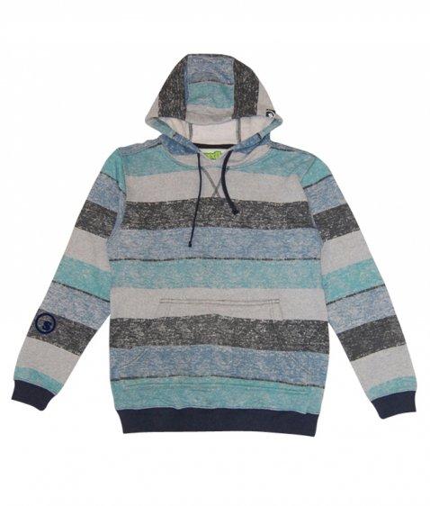 sd  boarder stripe hoody