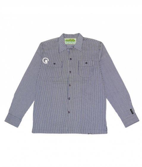 sd hickory stripe shirts