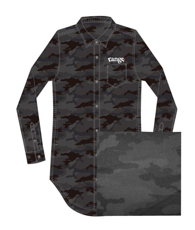 long length camo shirtsの商品イメージ