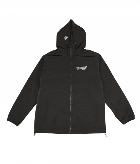 range zip up kiltting jkt