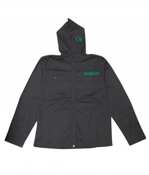 zip up hoody shirts L/S version