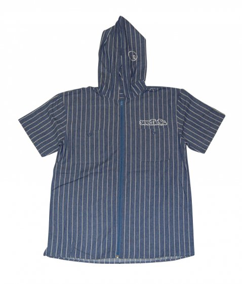 zip up hoody shirts S/S version