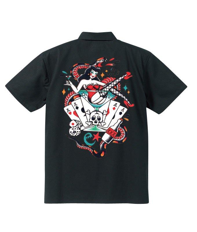s/s work shirts ruinsの商品イメージ