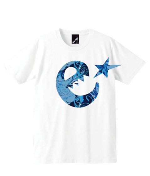 e-star marble logo  s/s t shirts