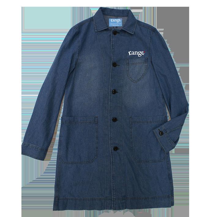 rg long length denim shirtsの商品イメージ