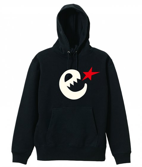 luminescence pull over hoody