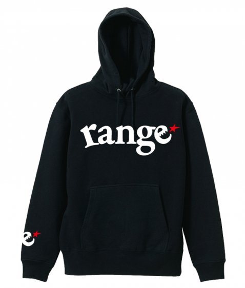 champion basic logo pull over hoody