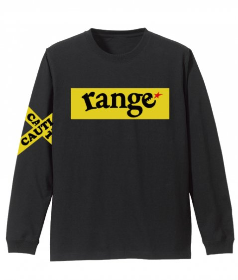 Caution L/S t shirts