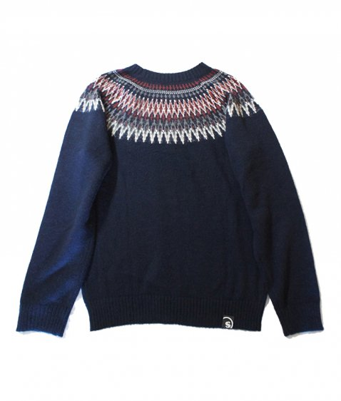sd native crew neck knit
