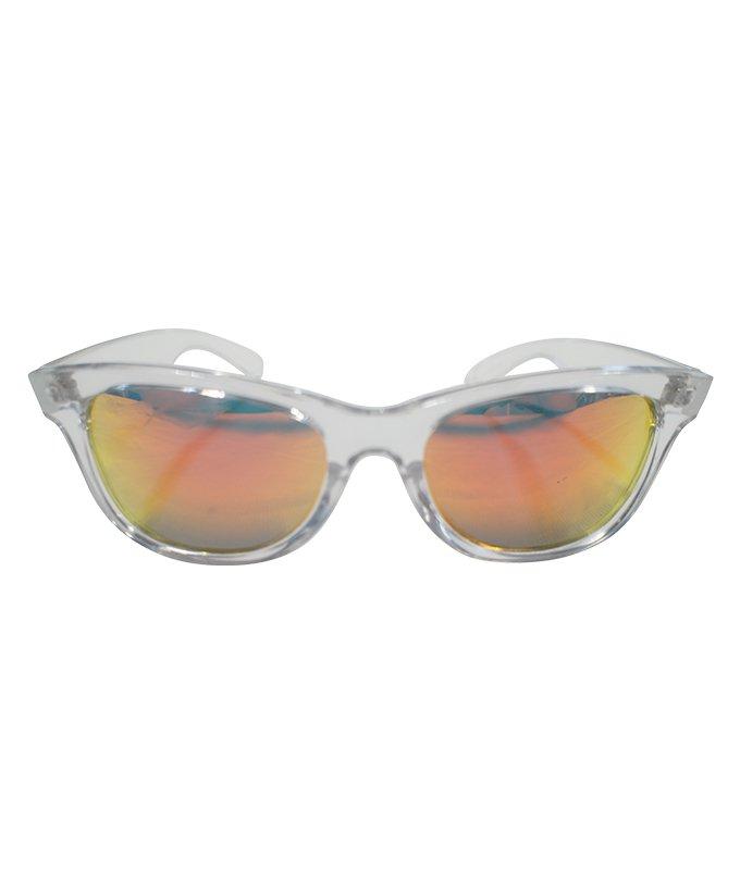 clear flame sunglasses