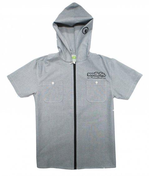 zip up hoody shirts'17