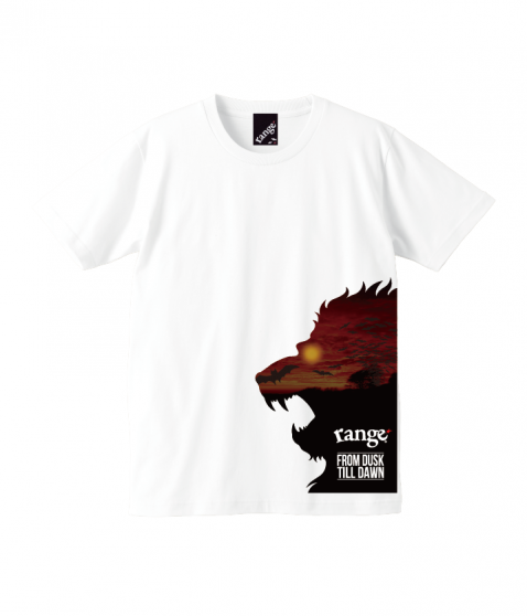 The LION in the Dusk s/s tee