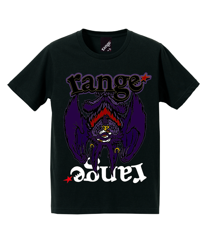 Purple Bat s/s tee