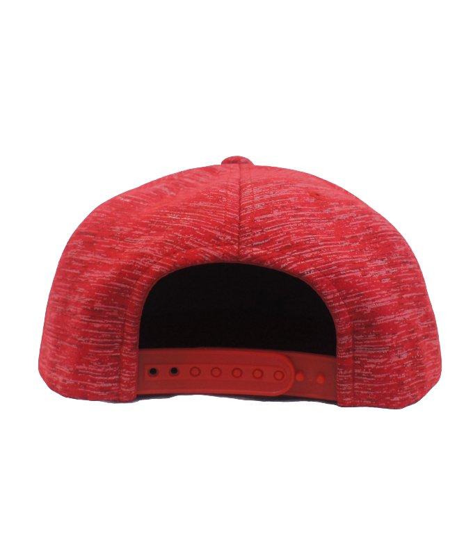 merange snap back cap