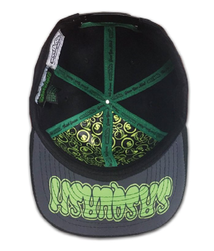 SASQUASH snap back cap