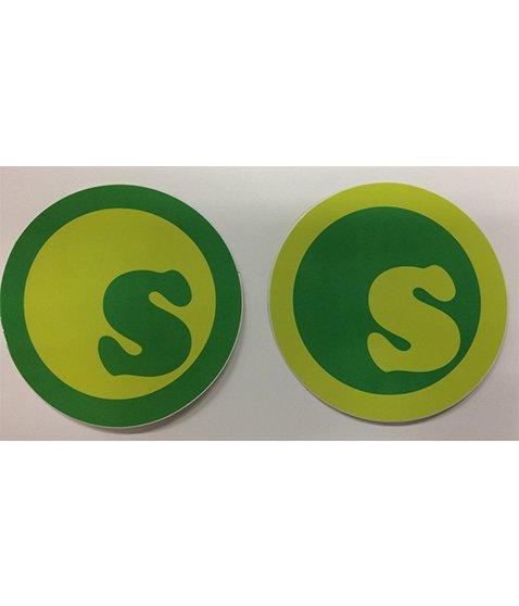 s-dot sticker 7.5の商品イメージ