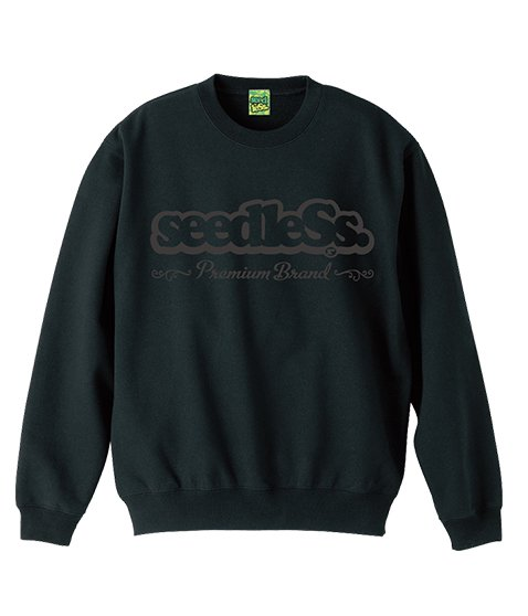 coop coating logo crew sweat