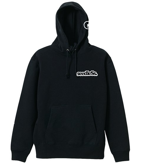 sd lt.weight 8oz pull over hoody