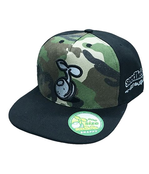 silver sprout snap back ~25th Anniversary ~
