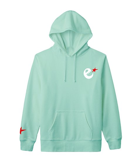 rg color 10oz pull over hoody