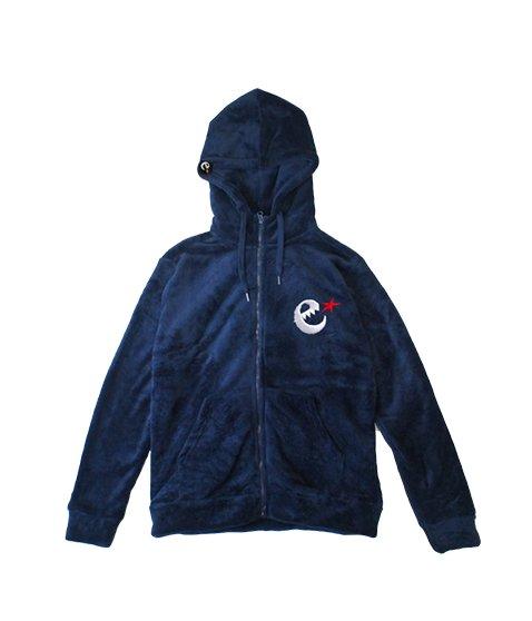 rg BOA fleece hoodyの商品イメージ