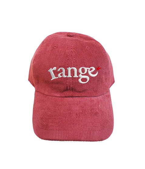 rg round collar corduroy cap