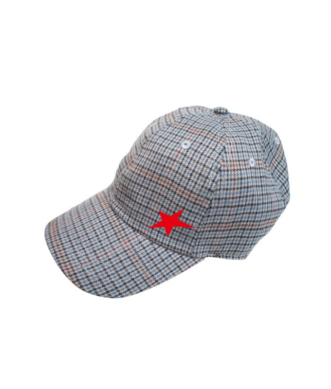 rg round collar wool capの商品イメージ