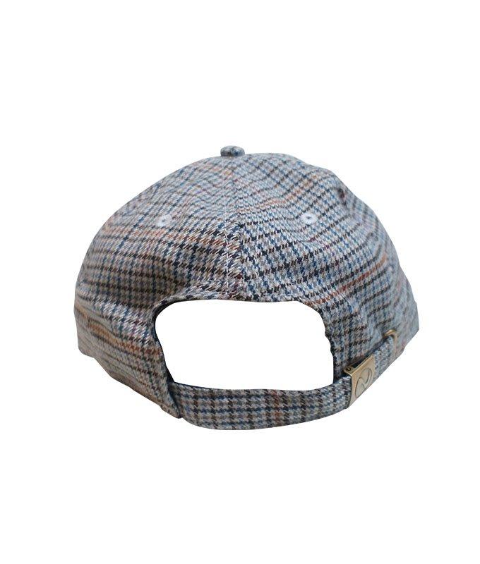 rg round collar wool cap
