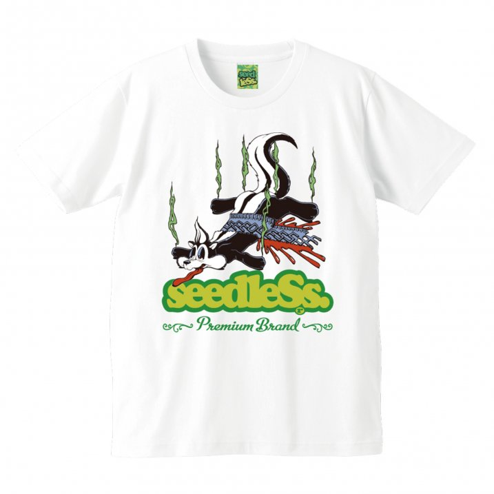 sd skunk 90's s/s T shirtsの商品イメージ