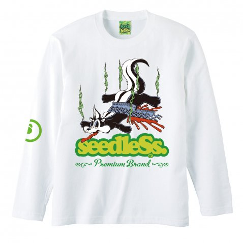 sd skunk 90's L/S T shirts