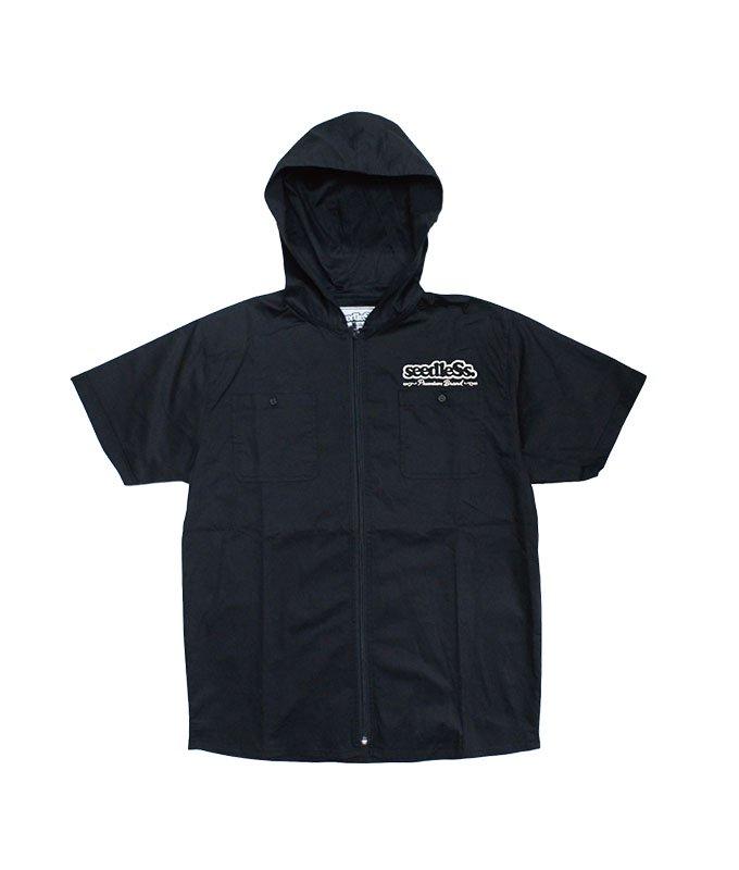 sd zip up hoody shirts revised の商品イメージ