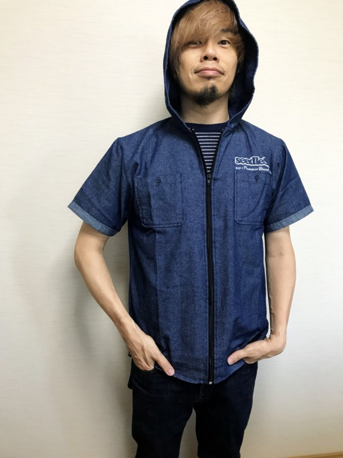sd zip up hoody shirts revised