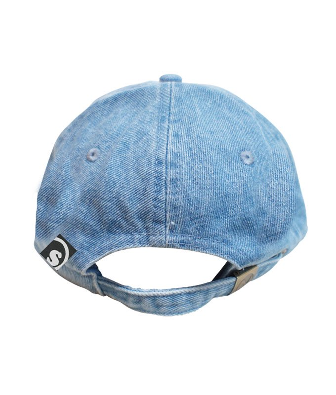 sd New Hattan denim low cap