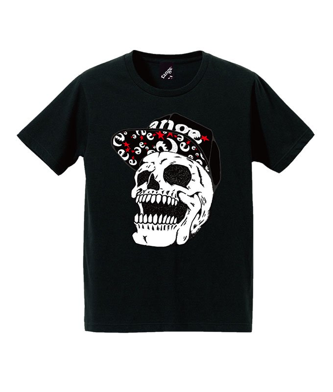 snap back skull s/s Tの商品イメージ