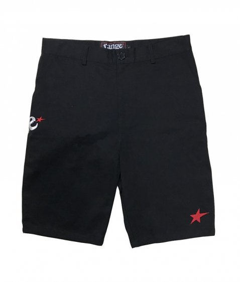 rg original red star stretch shorts