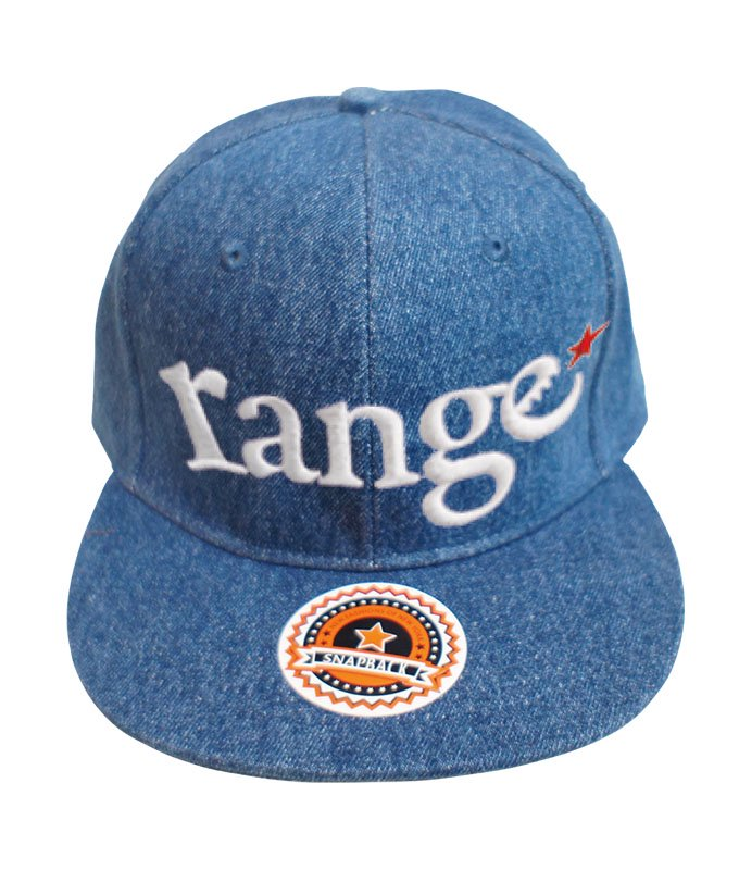 rg New Hattan denim snap back capの商品イメージ