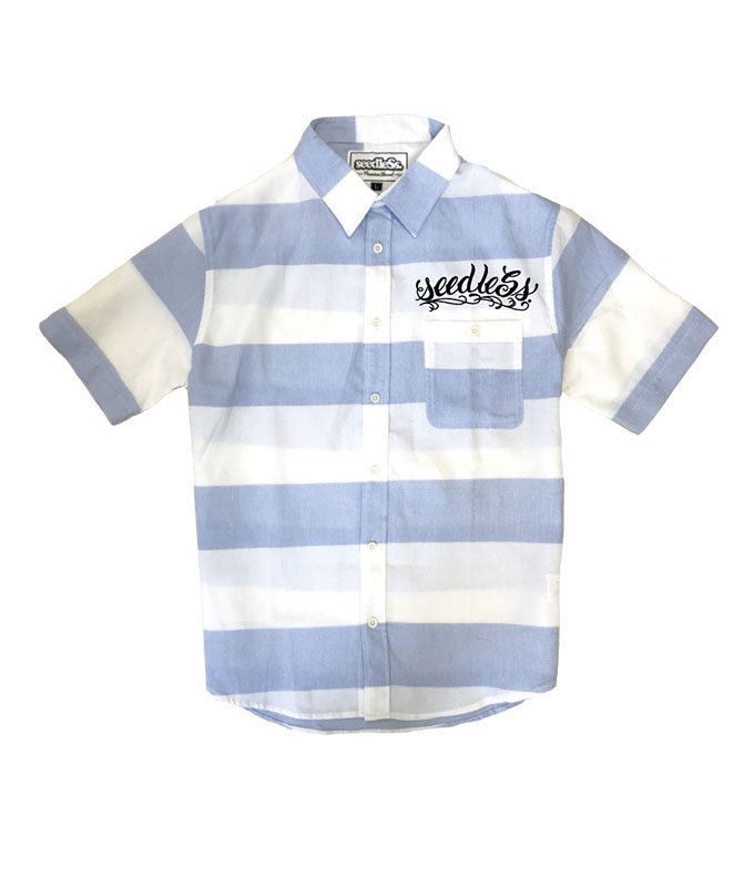 sd waffle stripe shirtsの商品イメージ
