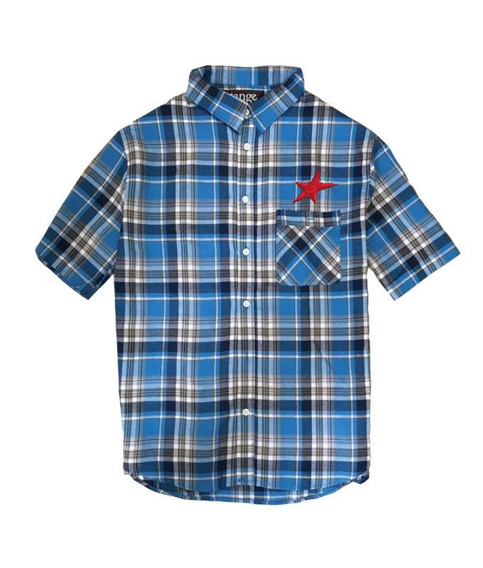 rg waffle check shirtsの商品イメージ