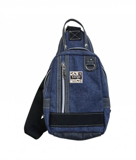 rg denim body bag