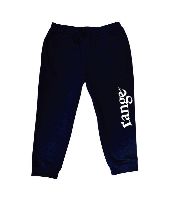rg light weight sweat cropped pants