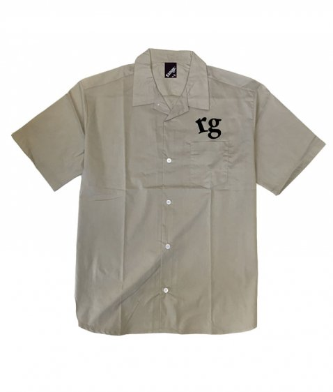 rg open collar shirts