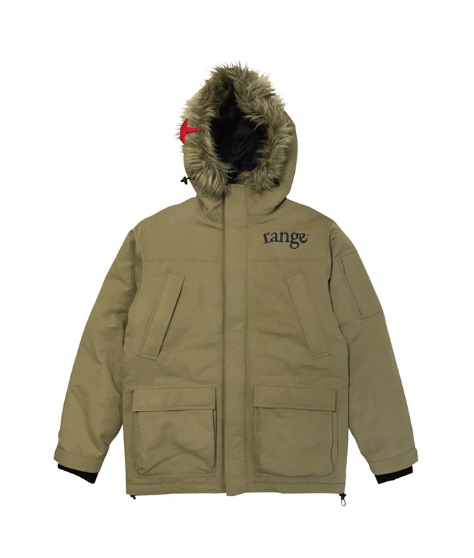 rg fur hooded dawn jktの商品イメージ