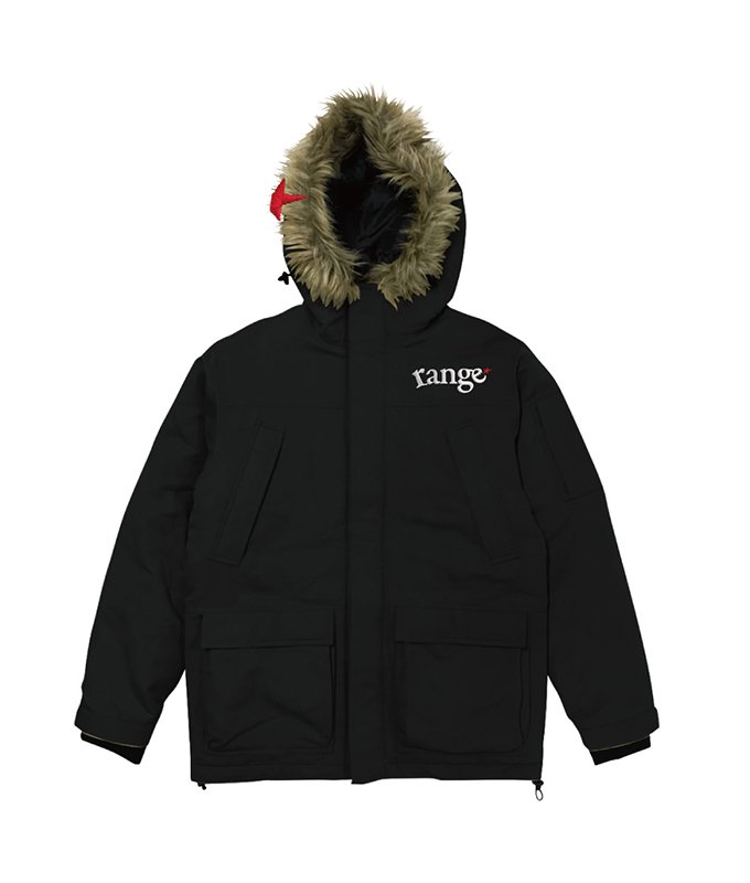 rg fur hooded dawn jkt