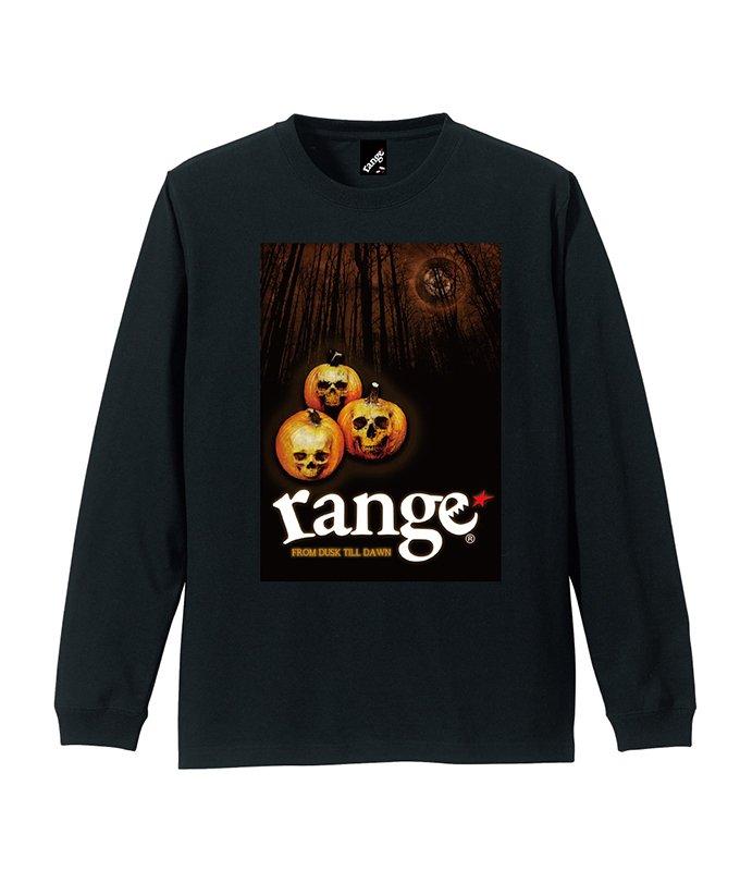 rg pumpkin L/S tee