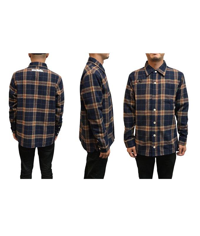 sd original stripecheck shirts