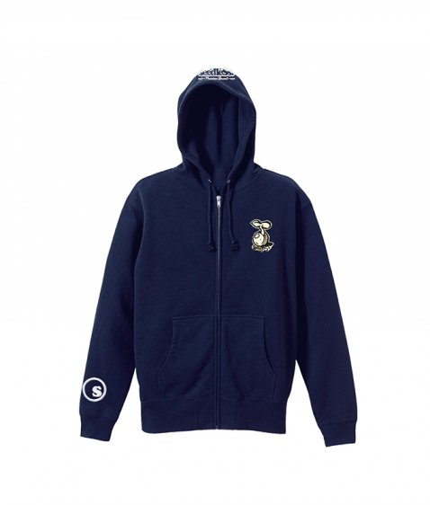 EMB premium logo zip up Hoody