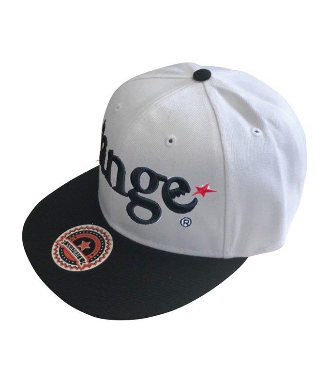 rg New Hattan color combi. snap back capの商品イメージ