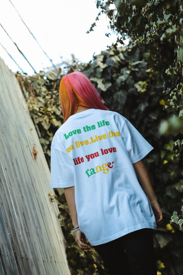 BM love this words s/s tee
