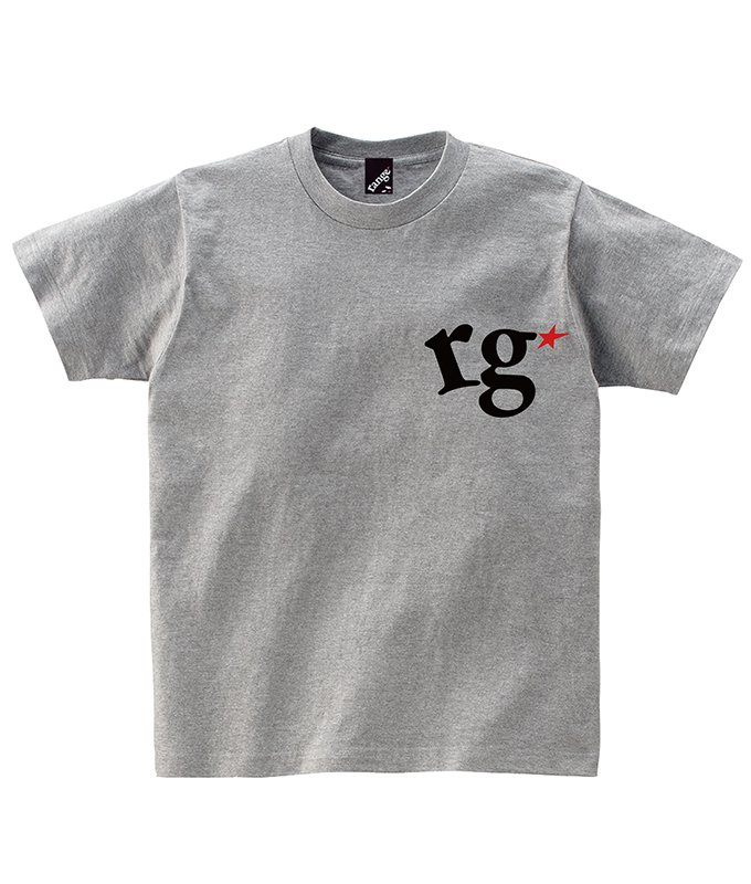 rg logo with big star s/s teeの商品イメージ