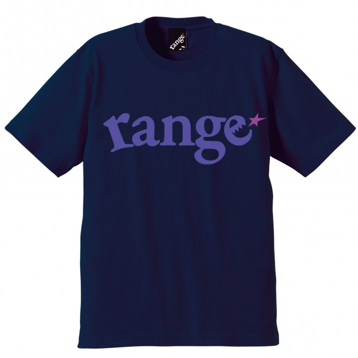 range fluorescence logo s/s teeの商品イメージ